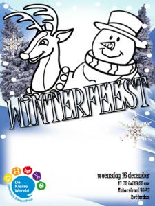 uitnodiging Winterfeest