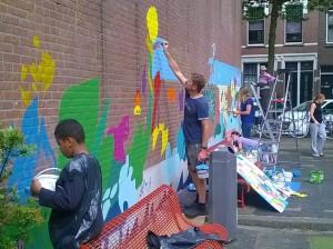 lambertus-jungle-droomstraat  15 schilderworkshop 11 juni 16